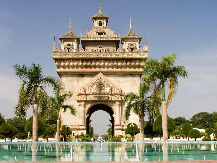 đất nước Lào